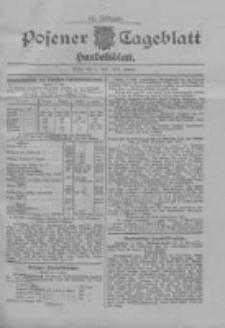 Posener Tageblatt. Handelsblatt 1907.07.06 Jg.46
