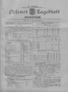 Posener Tageblatt. Handelsblatt 1907.07.12 Jg.46