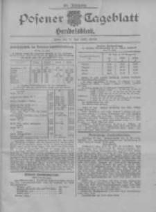 Posener Tageblatt. Handelsblatt 1907.07.17 Jg.46