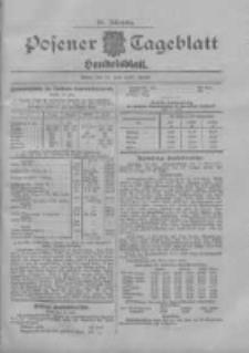 Posener Tageblatt. Handelsblatt 1907.07.18 Jg.46
