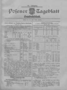 Posener Tageblatt. Handelsblatt 1907.07.19 Jg.46