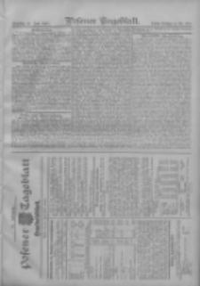 Posener Tageblatt. Handelsblatt 1907.07.20 Jg.46