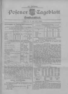 Posener Tageblatt. Handelsblatt 1907.07.23 Jg.46