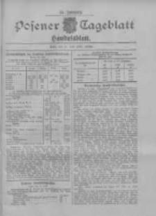 Posener Tageblatt. Handelsblatt 1907.07.25 Jg.46