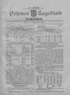 Posener Tageblatt. Handelsblatt 1907.08.13 Jg.46