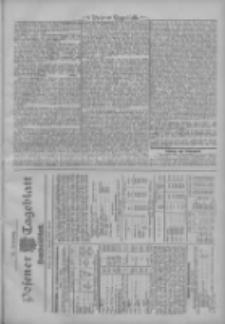 Posener Tageblatt. Handelsblatt 1907.08.19 Jg.46