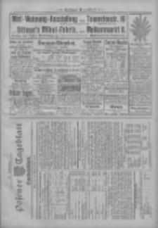 Posener Tageblatt. Handelsblatt 1907.08.31 Jg.46