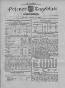 Posener Tageblatt. Handelsblatt 1907.09.05 Jg.46