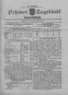 Posener Tageblatt. Handelsblatt 1907.09.12 Jg.46