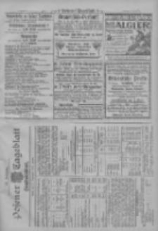 Posener Tageblatt. Handelsblatt 1907.09.14 Jg.46