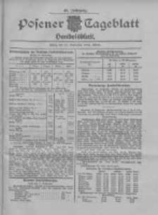 Posener Tageblatt. Handelsblatt 1907.09.17 Jg.46