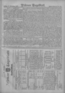 Posener Tageblatt. Handelsblatt 1907.09.19 Jg.46
