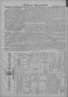 Posener Tageblatt. Handelsblatt 1907.09.25 Jg.46