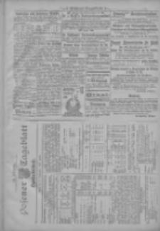 Posener Tageblatt. Handelsblatt 1907.09.30 Jg.46