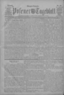 Posener Tageblatt 1907.10.02 Jg.46 Nr461