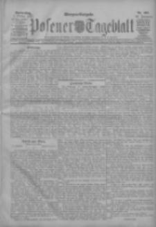 Posener Tageblatt 1907.10.03 Jg.46 Nr463