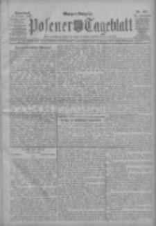 Posener Tageblatt 1907.10.05 Jg.46 Nr467