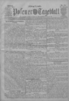 Posener Tageblatt 1907.10.09 Jg.46 Nr474