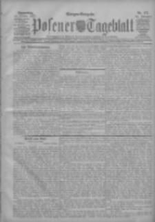 Posener Tageblatt 1907.10.10 Jg.46 Nr475