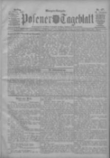 Posener Tageblatt 1907.10.11 Jg.46 Nr477