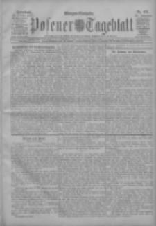 Posener Tageblatt 1907.10.12 Jg.46 Nr479