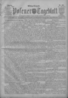Posener Tageblatt 1907.10.14 Jg.46 Nr482