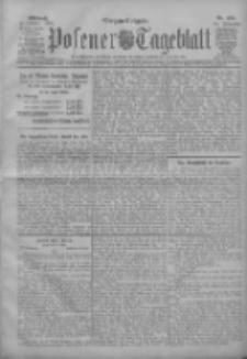 Posener Tageblatt 1907.10.16 Jg.46 Nr485