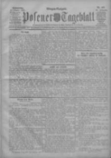 Posener Tageblatt 1907.10.17 Jg.46 Nr487