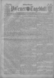 Posener Tageblatt 1907.10.19 Jg.46 Nr492
