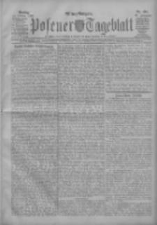 Posener Tageblatt 1907.10.21 Jg.46 Nr494