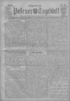 Posener Tageblatt 1907.10.22 Jg.46 Nr495