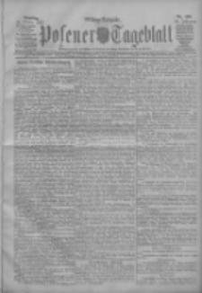 Posener Tageblatt 1907.10.22 Jg.46 Nr496