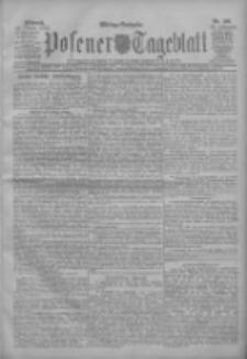 Posener Tageblatt 1907.10.23 Jg.46 Nr498