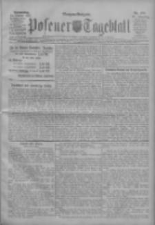 Posener Tageblatt 1907.10.24 Jg.46 Nr499