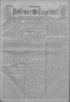 Posener Tageblatt 1907.10.24 Jg.46 Nr500