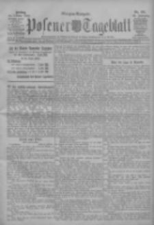 Posener Tageblatt 1907.10.25 Jg.46 Nr501