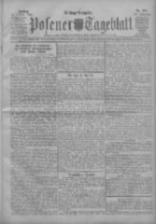 Posener Tageblatt 1907.10.25 Jg.46 Nr502