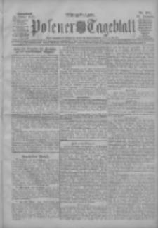 Posener Tageblatt 1907.10.26 Jg.46 Nr504