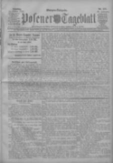 Posener Tageblatt 1907.10.29 Jg.46 Nr507