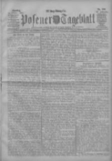 Posener Tageblatt 1907.10.29 Jg.46 Nr508