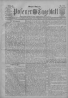 Posener Tageblatt 1907.10.30 Jg.46 Nr509