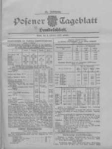 Posener Tageblatt. Handelsblatt 1907.10.04 Jg.46