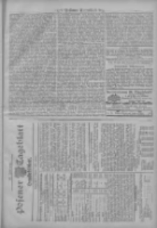 Posener Tageblatt. Handelsblatt 1907.10.05 Jg.46