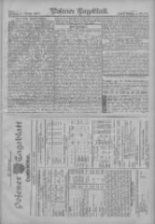 Posener Tageblatt. Handelsblatt 1907.10.07 Jg.46