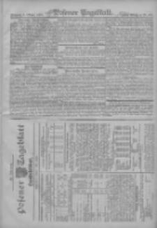 Posener Tageblatt. Handelsblatt 1907.10.08 Jg.46