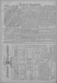 Posener Tageblatt. Handelsblatt 1907.10.09 Jg.46