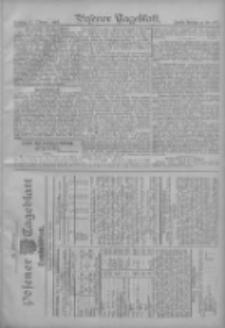 Posener Tageblatt. Handelsblatt 1907.10.10 Jg.46
