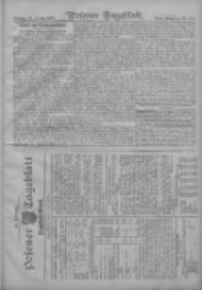 Posener Tageblatt. Handelsblatt 1907.10.19 Jg.46