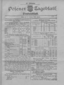 Posener Tageblatt. Handelsblatt 1907.10.25 Jg.46