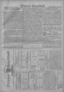 Posener Tageblatt. Handelsblatt 1907.10.28 Jg.46